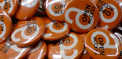 Open Access pins