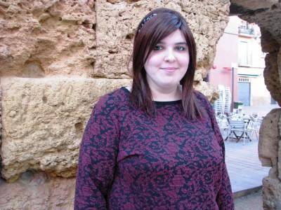 Lourdes Moreno.