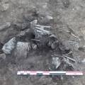 L'esquelet humà del jaciment ibèric de Rabassats (Nulles), finalment d'època romana