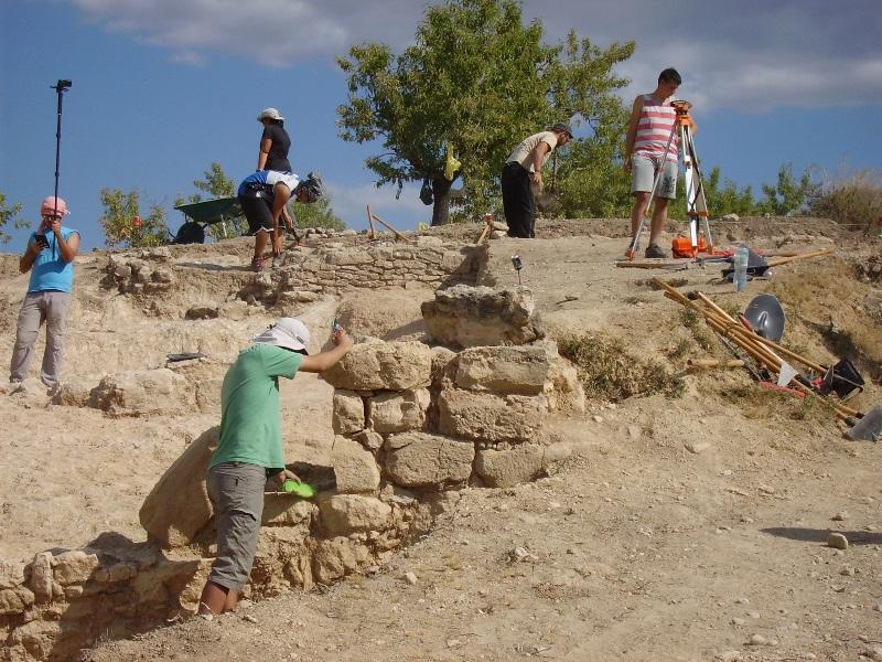 Tasques d'excavació i documentació, aquest estiu.