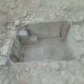 Descoberts al fortí romà de la Secuita una gran torre, tres cisternes i la muralla oriental