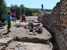 III Curs pràctic d'arqueologia cristiana i visigoda a Riba-roja de Túria