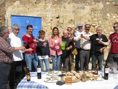 Diversos participants de la 21 edició del Tàrraco a Taula.