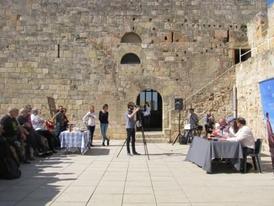 Roda de premsa avui al Pretori, Tarragona.