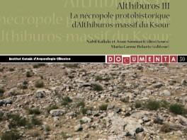 """""""Datar l'origen de les ciutats númides al segle VI aC és una contribució nostra"""""""