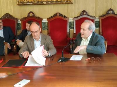 L'investigador Josep Maria Macias ha exposat l'activitat de recerca de l'ICAC en el conveni