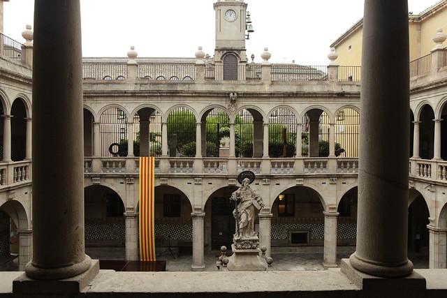 Seu de l'IEC, Barcelona (foto d'arxiu)