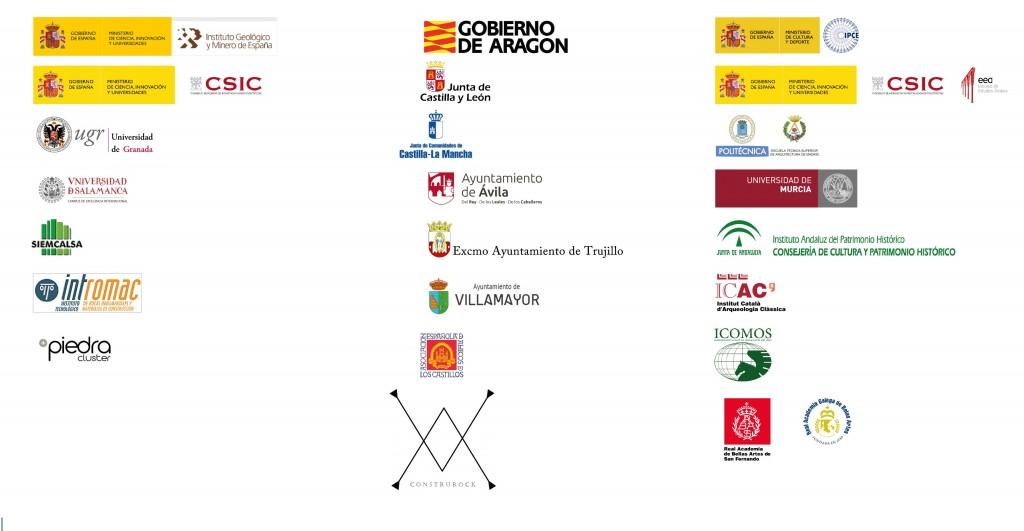 Mesa interdisciplinar Canteras (logos)