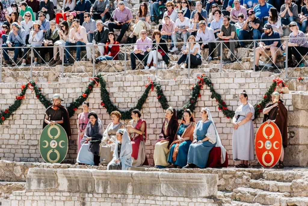 Tarraco Viva 2018. Foto: Ajuntament de Tarragona