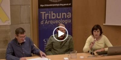 Tribuna Arqueologia Conferencia Belarte