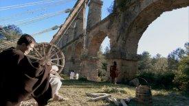 Captura de pantalla del documental Acueductos romanos I