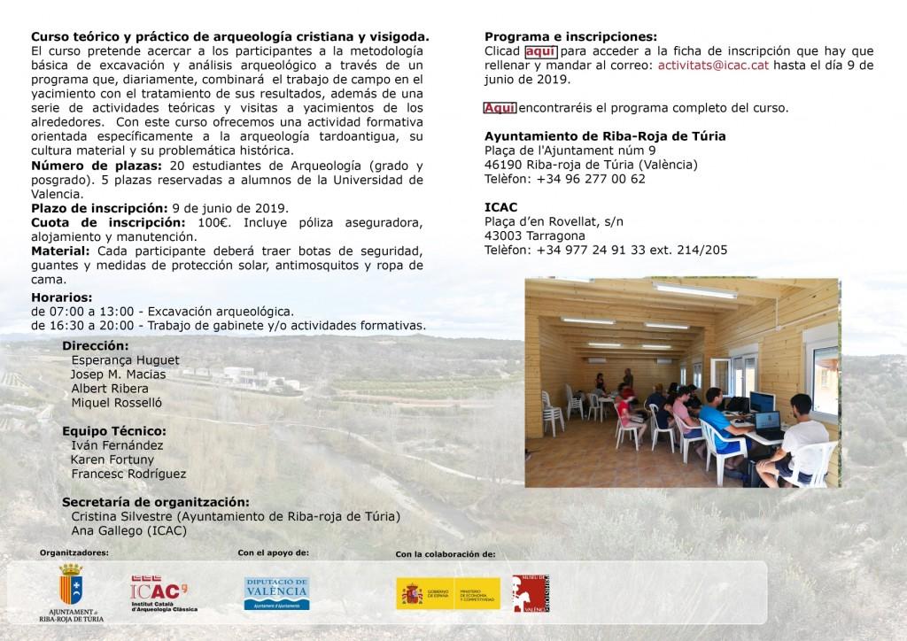 IV Curs arqueologia RibaRoja_Diptico(2)