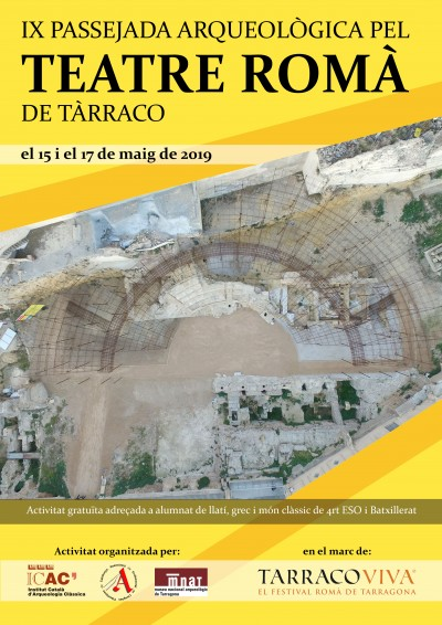 IX Passejada arqueologica_cartell