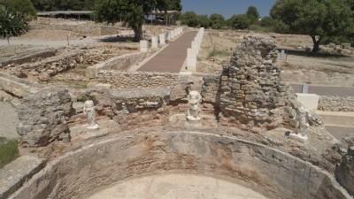 Vil·la romana dels Munts. Foto cedida: MNAT