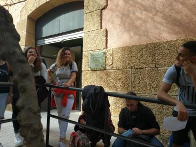 ICAC_Visita Vidal i Barraquer (grup petit rampa)
