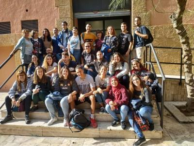 ICAC_Visita Vidal i Barraquer (grup porta)