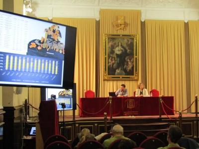 Presentació de l'investigador de l'ICAC Francesc Rodríguez