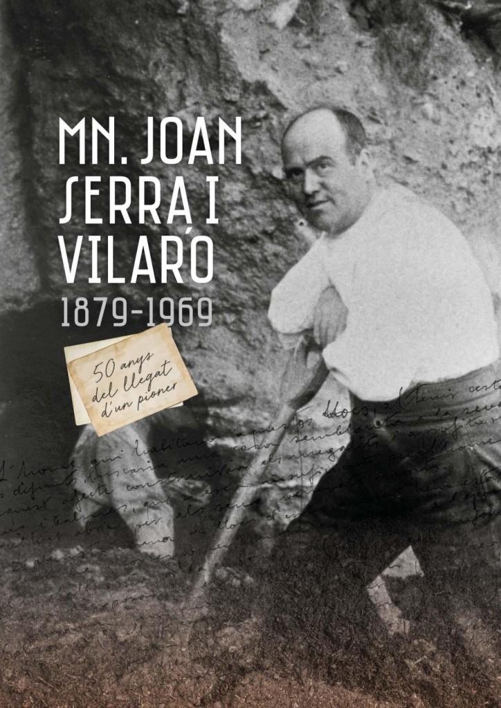 Mn Joan Serra_imatge coberta programa actes