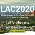 6th Landscape Archaeology Conference – Call for abstracts!