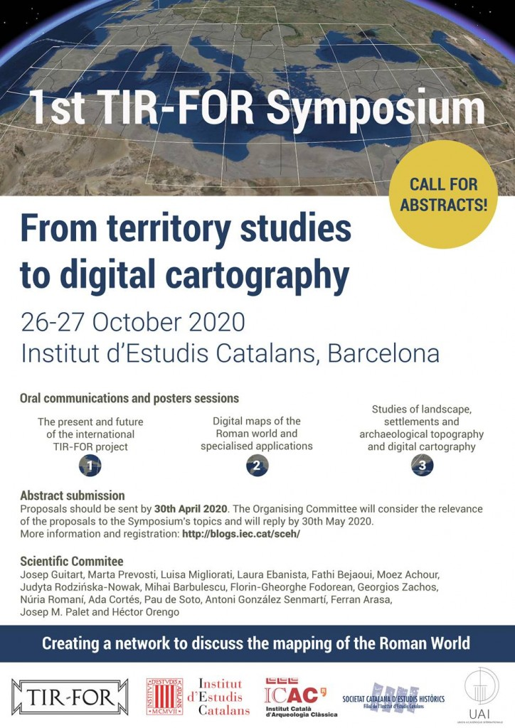 TIR-FOR2020_call4abstracts_POSTER
