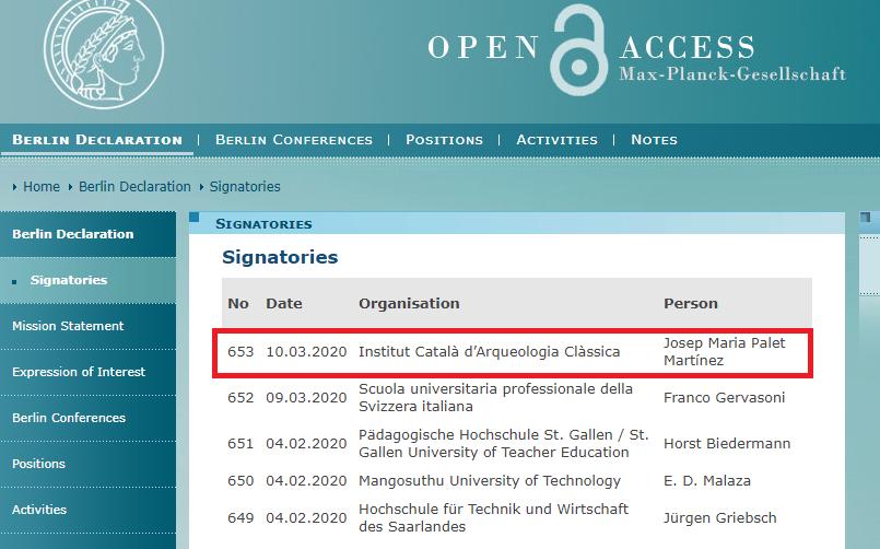 BerlinDeclaration_ICAC signatory