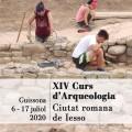 """Oberta la preinscripció al Curs d'arqueologia """"Ciutat romana de Iesso"""" (XIV edició)"""
