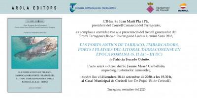 Invitació presentació Els ports de Tarraco..._page-0001