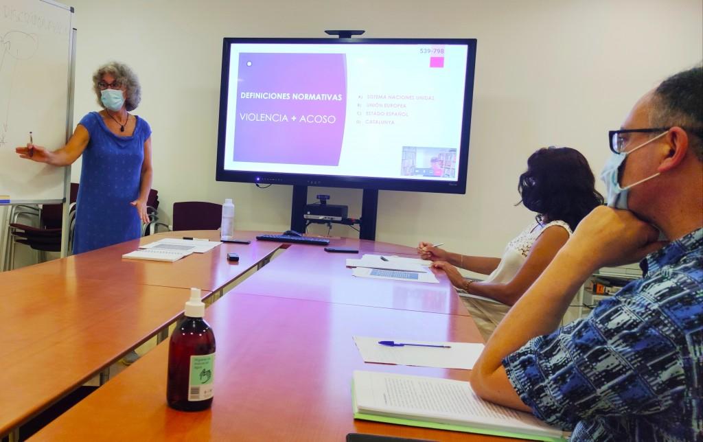Procés elaboració protocol assetjament sexual laboral, ICAC 2020