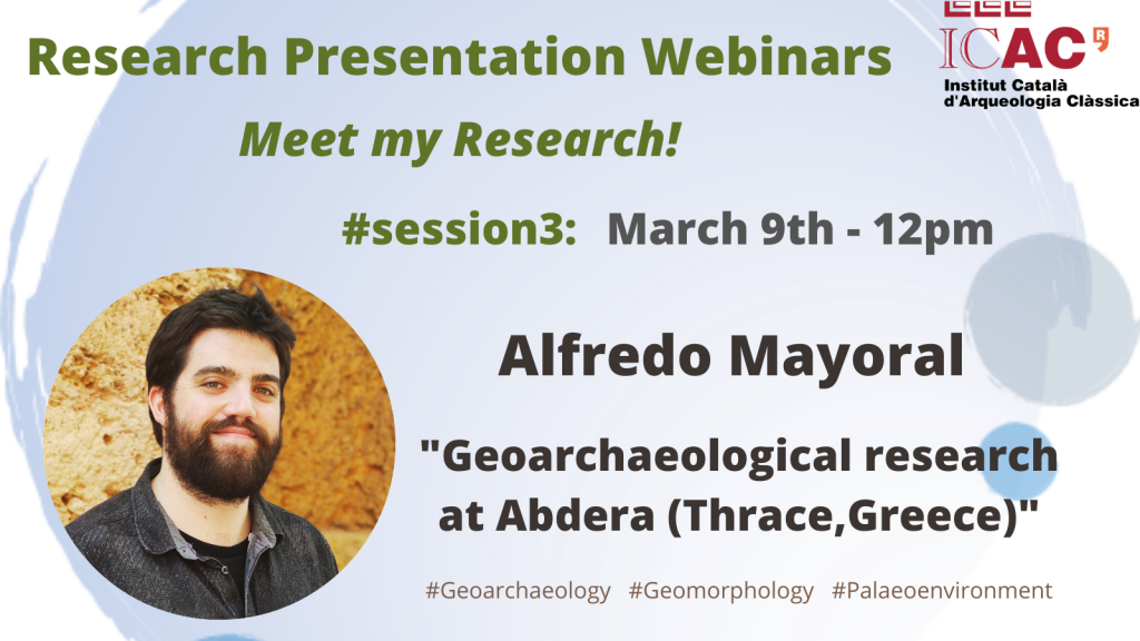 Alfredo Mayoral_Meet my Research_card