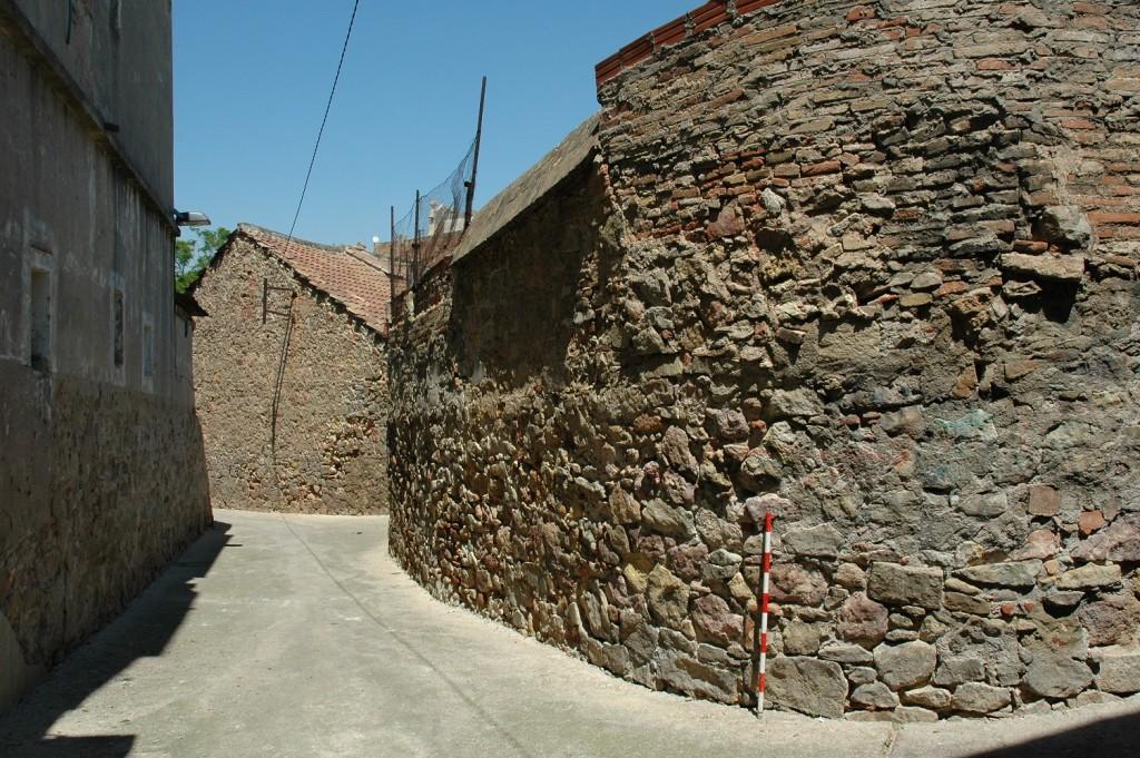 La Satalia, passatge antic de València. Foto: ICAC.