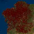 Gairebé 9.000 túmuls funeraris detectats a Galícia per intel·ligència artificial