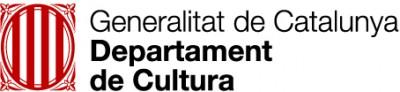 Logo Dpt Cultura Gencat (oficial)