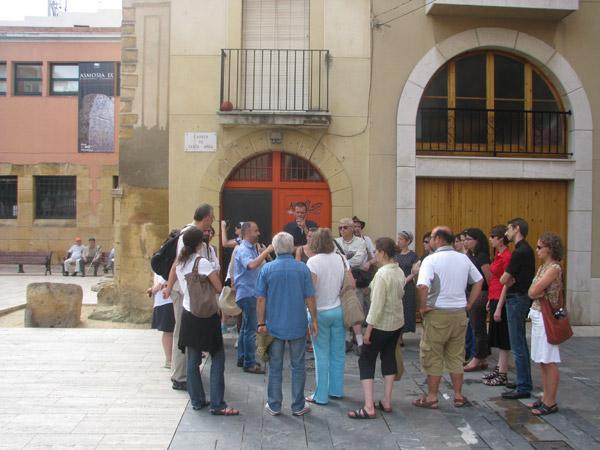 Visita Tarragona