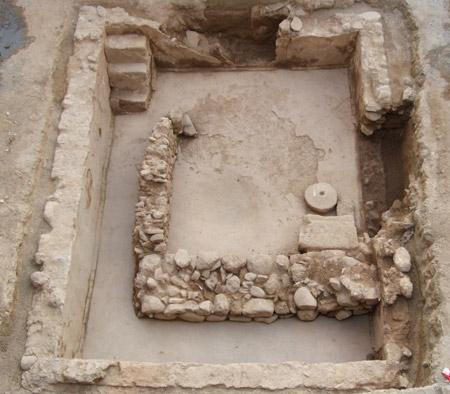 Estructures romanes Ègara