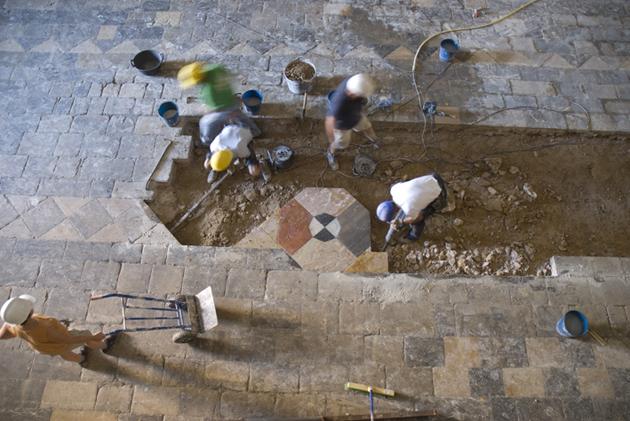Excavacions Catedral