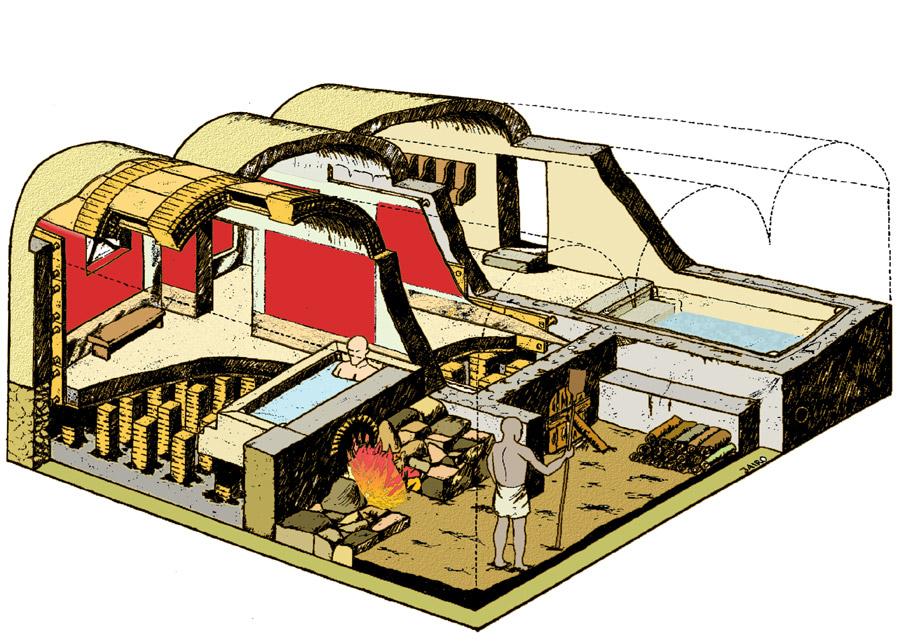 Reconstrucció banys