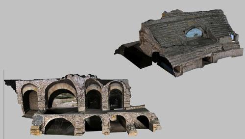 Amfiteatre 3D