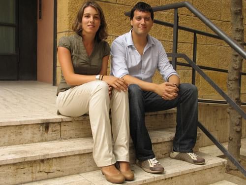Carme Garcia i Emili Asens