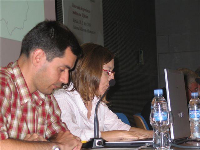 Xavier Domingo i Ana Garrido
