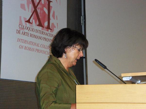 Isabel Rodà - Col·loqui Mèrida