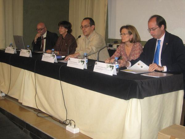 Presentació Hispaniae taula