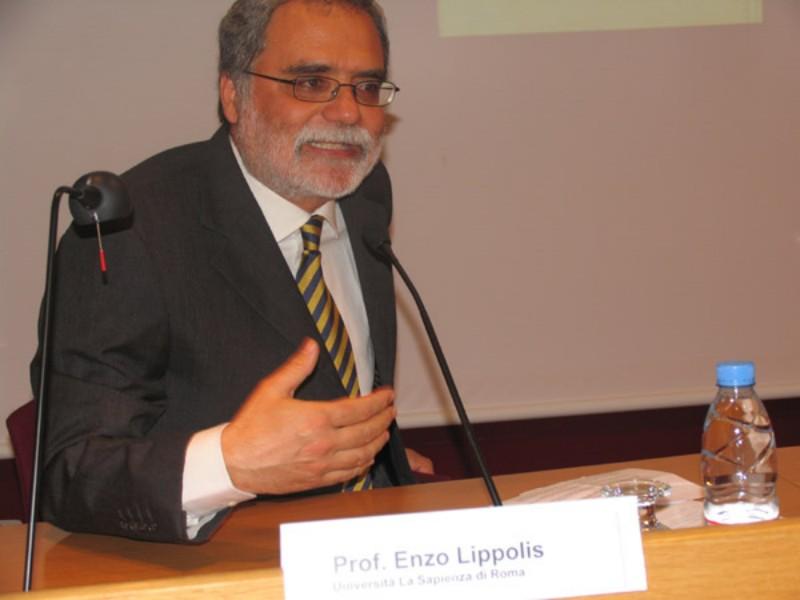 Prof. Enzo Lippolis