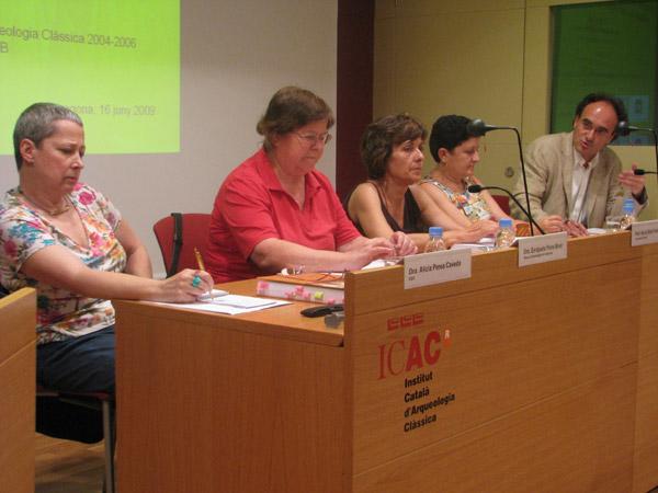 Tribunal Núria Morell