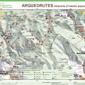 Arqueorutes: itineraris d'interès arqueològic. Un exemple de transferència del coneixement