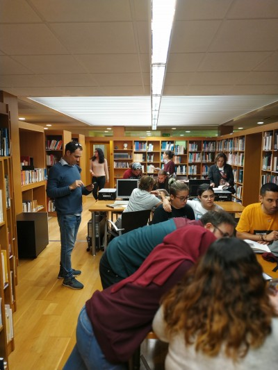 ICAC_Visita Vidal i Barraquer (biblioteca 1)