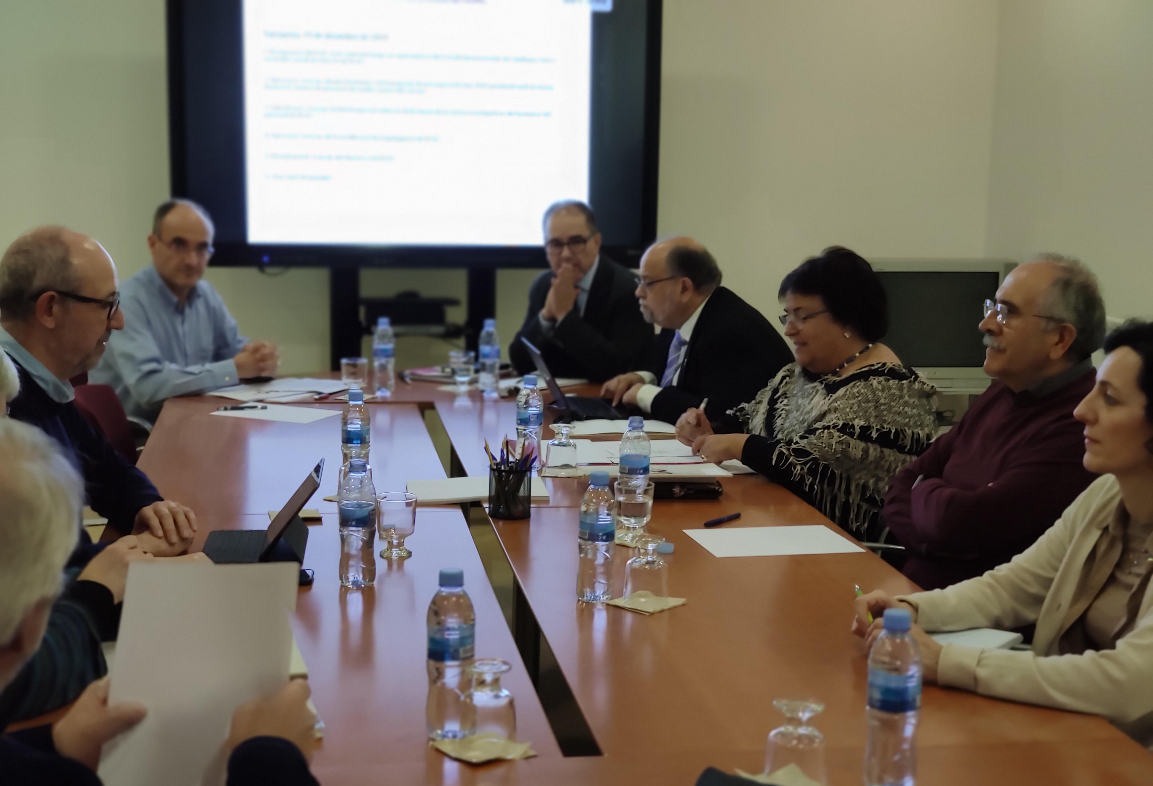 Reunió del Consell de Direcció de l'ICAC, 19/12/19 (@ ICAC)