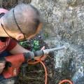 Posible horno romano relacionado con la construcción del acueducto romano del Francolí