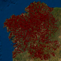 Almost 9,000 burial mounds detected in Galicia by Artificial Intelligence