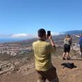 L'equip GIAP investiga la xarxa de talaies històriques a Tenerife